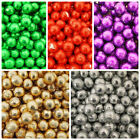 MILK CHOCOLATE FOIL BALLS FOR PARTY FAVOURS -  ALL COLOURS AVAILABLE (JC1)