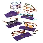 JOY Mangano 20 Piece Set Couture Readers Smart Lenses & Designer Frames - U Pick