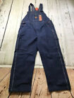 NEW RED KAP Mens High Back Bib Denim Overall Industrial Work Uniform BD10DN Navy