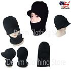 Wholesale Lot Warm Knit Winter 1 One Hole Full Face Visor...