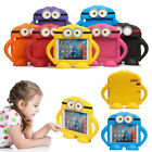 Cartoon Kids Safe Eva Shockproof Handle Stand Case Cover For Ipad Mini 1 2 3 4