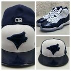New Era Toronto Blue Jays 59Fifty Fitted hat for Jordan 11 Midnight Navy on Ebay