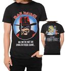 Iron Maiden T-Shirt California Or Bust metal rock Official XXL 2XL XXXL 3XL NWT