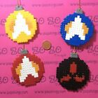 Star Trek Christmas Pixel Baubles