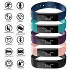 ID115 Smart Band Bluetooth Bracelet Pedometer Watch Wristband For Android IOS DE