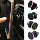 Magnetic Car Air Vent Dash Mount Ball Dock Holder For Cell Smartphone Universal