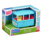 New Peppa Pig School Bus With Figure