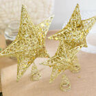 1520cm 3D Five-pointed Star Christmas Tree Top Topper Decoration Vintage Style