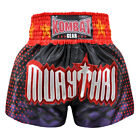 Kombat Gear Muay Thai Shorts Micro Fabric KBT-MS003-29
