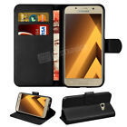 Case Cover For Samsung Galaxy A3 Mgnetic Flip Leather Wallet Card Holder <br/> Free Screen Protector ✔ 1ST CLASS POST ✔ UK Seller ✔