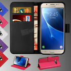 Case Cover For Samsung Galaxy J5 2016 Mgnetic Flip Leather Wallet Card Holder