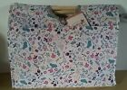 BNWT-Woodlands Design Fabric-Craft/Knitting Bag by Hobby Gift