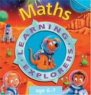 Maths (Learning Explorers), , Excellent Book