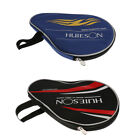 Table Tennis Racket Case Ping Pong Paddle Bag Cover Hold 1 Paddle and 3 Ball