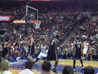 2 PHILADELPHIA 76ER'S SIXERS VS KINGS 12/19 SECTION 124 ROW 1 EARLY ENTRY