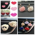 Air Freshener Car Outlet Vent Clip Smell Perfume Fragrance Scent Auto Small Lip