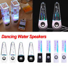 LED Dancing Water Wireless Bluetooth Stereo Speaker for iPho