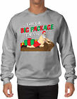 I Have a Big Package For You - Santa Christmas Gift SWEATER