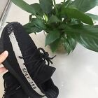 2017NWT Yeezy 350 V2 Boost Black White Oreo Low SPLY Kanye West BY1604 us5-11