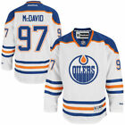 Conor McDavid Edmonton Oilers White Away Large Jersey $49.99 USD on eBay