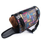 Portable Pet Dog Cat Carrier Collapsible Kennel Bag Breathable Cage Size M L