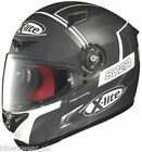 X-Lite X-802R Rush Full Face Lava Gray / White Motorcycle Helmet