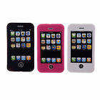 School Stationary - Novelty Iphone Eraser Rubber in Two Sizes in 3 Colors