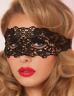 SEXY Mask for Masquerade Ball or Party Lace Detail and Elastic Back RBM