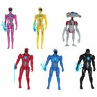 5/6PCS Power Rangers Super Heros The Movie Character Action Figure Toy Gifts