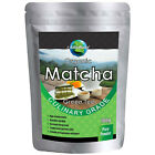 MATCHA GREEN TEA POWDER CULINARY GRADE CERTIFIED ORGANIC - QUALITY GUARANTEE....
