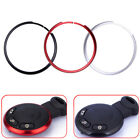 Metal Protective Smart Replacement Ring Deco fit For Mini Cooper Key Fob 2008-up