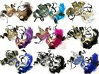 Couples Jester Masquerade mask pair Birthday Christmas New Year Party Mardi Gras