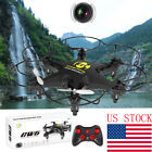 U42W 2.4G RC Drone with WIFI HD Camera FPV Real Time RC Quadcopter Headless USA