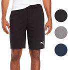 Puma NEW Mens Drawstring Athletic Workout French Terry Shorts $40