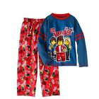 Lego Ninjago Boys' Licensed 2 Piece Pajama Set Size 6/7 or 8  NWT