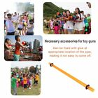 WOR KER Plastic Barrel Extension Modified Accessories for NERF Toy Gun SM