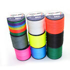 YeMuLang 500M 4 Stands Super Strong PE Braided Wires Multifilament Fishing Line