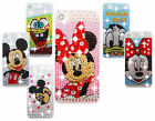 DIAMANTE BLING DIAMOND DISNEY CASE COVER VARIOUS MOBILE PHONES 5 6 7 8 X A3 S8