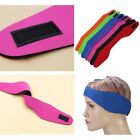 Children's Kids Swimming Ear Head Band Neoprene Wetsuit Kids Head Bands Swimming