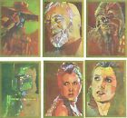 2012 Star Wars Galaxy Series 7 Gold Foil Insert Cards 1-15 YOU-PICK NM $3.49 USD