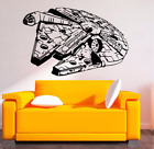 Removable MILLENIUM FALCON Star Wars Wall Stickers Art Vinyl Decal Bedroom Home $15.71 CAD on eBay