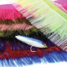 Внешний вид - BAITFISH EMULATOR FLASH - Hareline Fly Tying Saltwater Streamer Material NEW!
