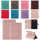 Sun Embossed Case PU Leather Stand Cover for Samsung Galaxy Tab A 10.1 SM-T580