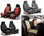 Coverking Synthetic Leather Custom Seat Covers GMC Suburban