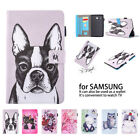 Magnetic PU Leather Flip Case Stand Cover for Samsung Galaxy Tab A 8.0 T380 2017