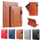 Leather Case Folio Stand Cover For Samsung Galaxy Tab S3 9.7 inch SM-T820 T825
