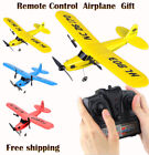 FX803 2.4G 2CH RC Remote Control Helicopter Plane Glider Airplane EPP Foam Toys