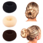 sock bun maker - 4 Sizes Hair Styling Donut Bun Maker Ring Style Bun Scrunchy Sock Poof Bump KB