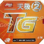 DHS NEO Skyline-TG2 Pips-In Table Tennis Rubber with Sponge