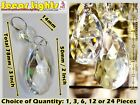 PRISMS CHANDELIER DROPS CUT GLASS CRYSTALS 2